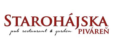 Logo Starohájska piváreň